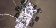 2021 - Фото 3 - NASA опубликовало видео посадки на Марс марсохода Perseverance